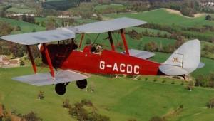 aviadron-DH82A Tiger Moth