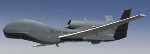 Global Hawk военный авиа дрон
